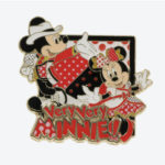 TDR VeryVery Minnie Pin Badge