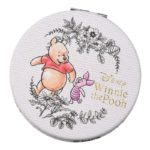 DSJ Natural Pooh and Piglet Hand Mirror