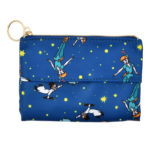 DSJ Peter Pan Fly Tisssue and Mask Pouch