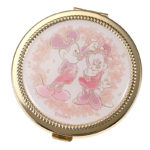 DSJ SAKURA 2020 Mickey and Minnie Hand Mirror