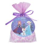 DSJ Valentine 2020 Frozen Anna Elsa and Olaf wrapping bag