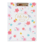 SRO HAPPINESS GIRL Hello Kitty A4 Clipboard