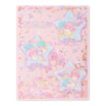 SRO Little Twin Stars A4 Clear Folder (Spangled)