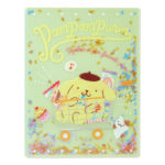 SRO Pom Pom Purin A4 Clear Folder (Spangled)