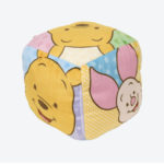TDR Pooh and Piglet Dice Cushion