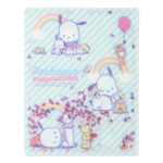 SRO Pochacco A4 Clear Folder (Spangled)