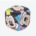 TDR Mickey and Minnie Dice Cushion