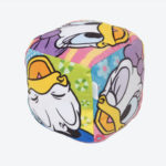 TDR Donald and Daisy Dice Cushion