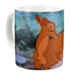 DSJ Sleep Day 2020 Lady and Great Princess of the Forest Mug