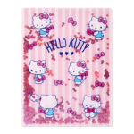 SRO Hello Kitty A4 Clear Folder (Spangled)