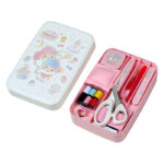 SRO Sewing set with Case Little Twin Stars