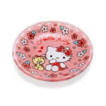 SRO SAKURA 2020 Glass Plate Pink HelloKitty