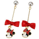 DSJ Minnie Day 2020 pierced earrings