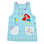 DSJ Plaid The Little Mermaid Ariel Apron