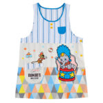 DSJ Stripe Dumbo and Timothy Apron