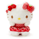 SRO Strawberry Hello Kitty Plush Doll