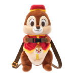 DSJ CHIP AND DALE MINI HOTEL Chip 2Way Plush Bag