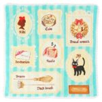 GHI Kiki's Delivery Service Many Frame Mini Towel