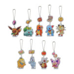 PCO Pokémon Mystery Dungeon Rescue Team B Acrylic Charm (Blinded box charm)