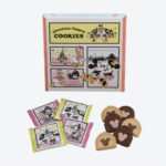 TDR Mickey and Friends Chocolate-Topped Cookie (Paper Bag)