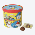 TDR Donald Duck Chocolate Crunch (Paper Box)