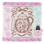 GHI Kiki's Delivery Service Flavored Tea Mini Towel (Pink)