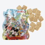 TDR Mickey and Friends Cookie (Plastic Bag)