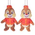 DSJ CHIP AND DALE MINI HOTEL Plush Badge