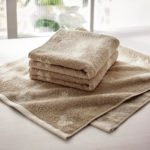 BEL Mickey everyday towels set Bath Towel 2P Beige