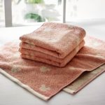 BEL Mickey everyday towels set Face Towel 3P Pink