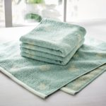 BEL Mickey everyday towels set Bath Towel 2P Blue