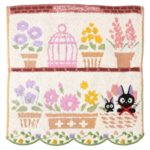 GHI Kiki's Delivery Service Jiji Favorite Flowers Mini Towel