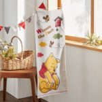 BEL Disney Character Face Towel Winnie the Pooh
