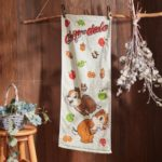 BEL Disney Character Face Towel Chip and Dale