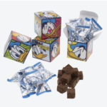 TDR Donald Duck Chocolate Crunch (Cubic Box)