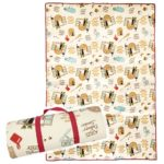 GHI Kiki's Delivery Service Jiji Window Picnic Sheet