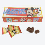 TDR Mickey and Friends Almond Chocolate (Paper Box)