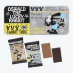 TDR Oswald the Lucky Rabbit Canned Chocolate