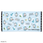 SRO 2020 Spring Bath Towel Doraemon