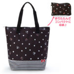 SRO Keep Cold Eco Bag / Shopping bag Hello Kitty (Black)