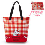 SRO Keep Cold Eco Bag / Shopping bag Hello Kitty (Red)