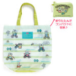 SRO Eco bag / Shopping bag (M) Kero Kero Keroppi