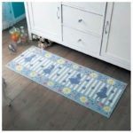 DSJ Alice In Wonderland Kitchen Mat