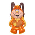 DSJ Be Our Guest 2020 Cogsworth Plush Backpack