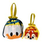 DSJ Donald Duck Birthday 2020 Drawstrings pouch Donald, Chip and Dale