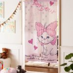 BEL Aristocats Marie Noren / shop-curtain