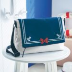 BEL Donald Shoulder bag with sailor shaped flap
