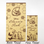 BEL Organic cotton jacquard towel Face Towel Winnie the Pooh