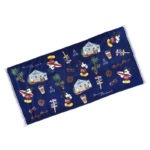 DSJ Summer Holiday Bath towel Mickey