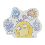 PCO Cloud Nine Psyduck Sticker Psyduck and Castform